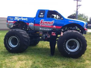 LD's monster truck