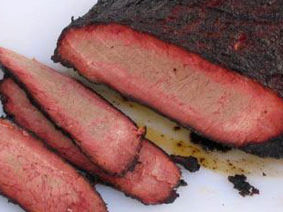 LD's Sliced Brisket