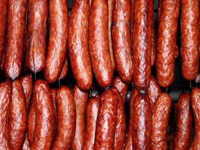 LD's Smoked Sausage