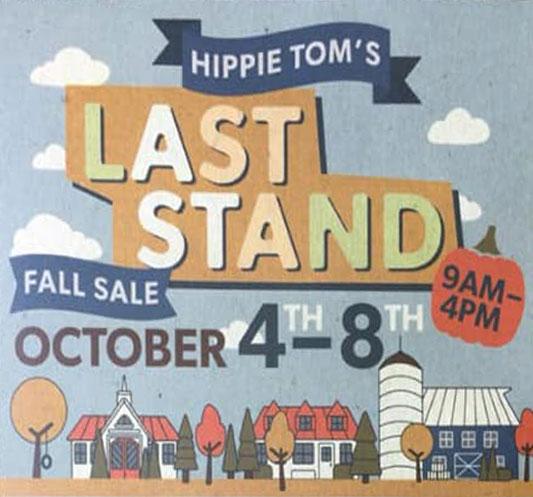 Hippie Tom's Last Stand