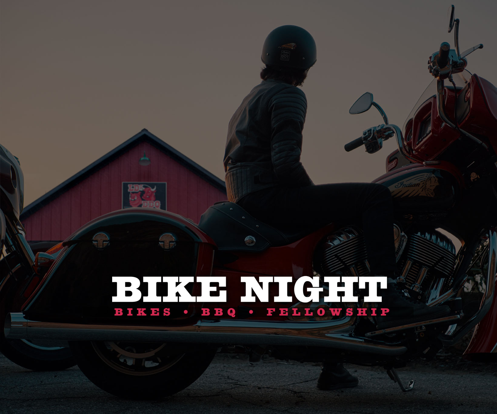 LD's BBQ Bike Night